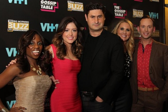 VH1′s 'The Gossip Table' & 'BMBL' Celebrate Premiere At NYC's Hakkasan