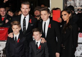 Victoria Beckham and David Beckham boys are all grown up (do they look like mum or dad?)