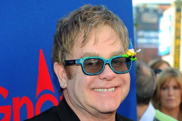 "Elton John says Kardashian's should be ""assassinated"""