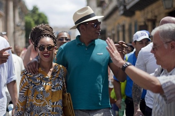 Jay-Z & Beyonce Fight Back About Cuban Trip With A New Song! BLESS