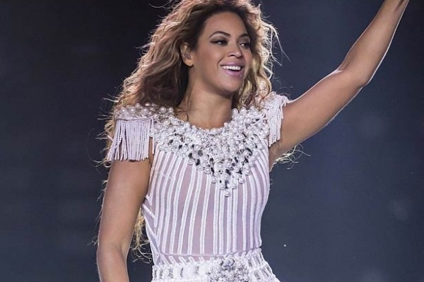 Pregnancy looks amazing – new Beyonce picture!