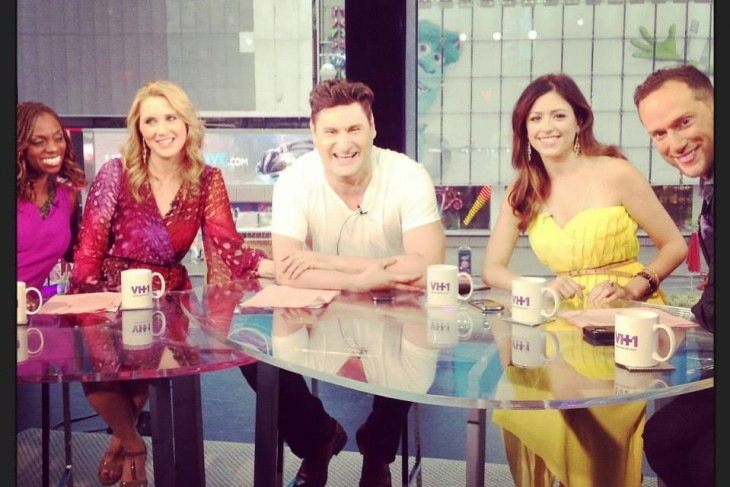 """Exclusive Behind The Scenes Look at VH1′s """"The Gossip Table"""""""