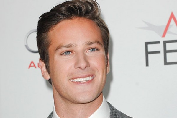"""Armie Hammer admits –  """"One Chick Tried To Stab Me When We Were Having Sex"""""""