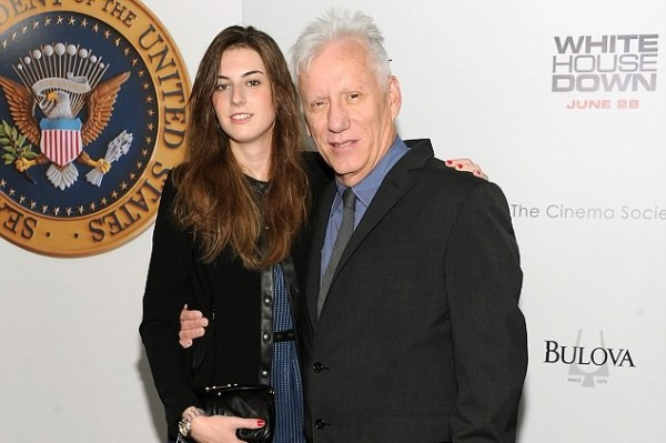 James Woods, 66, replaces his 26-year-old girlfriend with a 20–year-old young lady (I mean!)