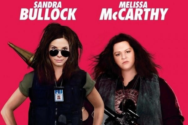 "What Happened To Melissa McCarthy's Face In The UK Poster For ""The Heat""?"