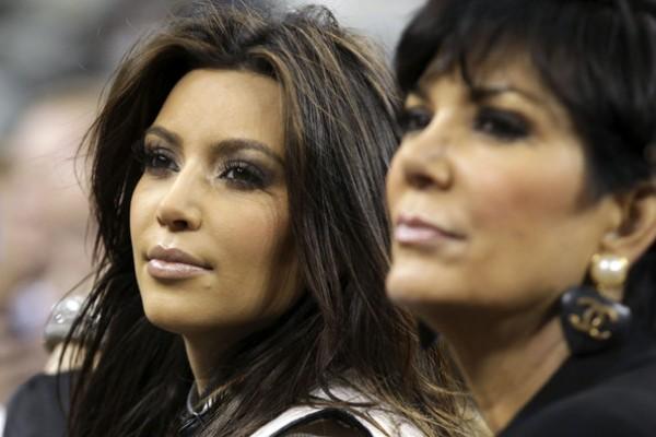 Kim Kardashian's STRICT warning to mom Kris, baby-sitting North West! (EXCLUSIVE!)