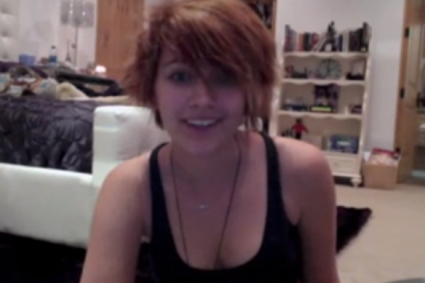 Watch Paris Jackson's strange new video (It is not exactly thrilling)