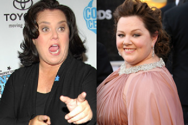 Melissa McCarthy Is The New Rosie O'Donnell (new Rosie interview)
