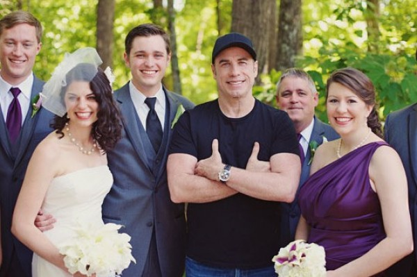 John Travolta wedding crasher couple has disappeared! (something is not right)