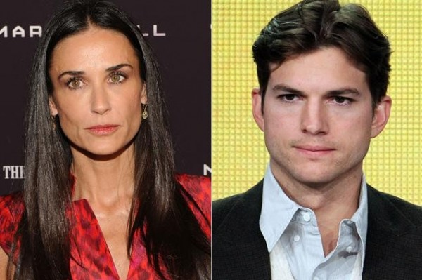Demi Moore planning a huge divorce party (I'm not buying it)