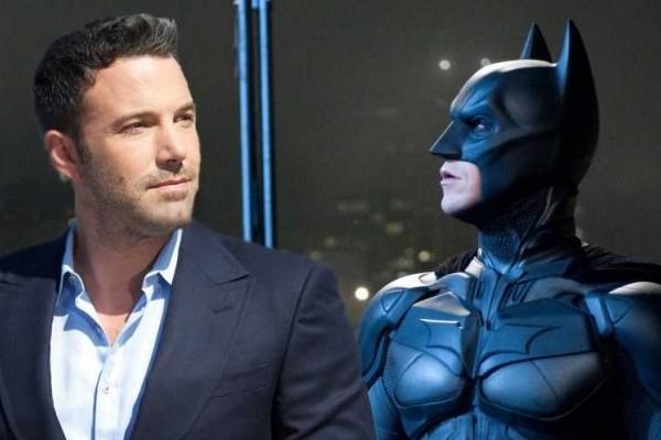 Test Footage Of Ben Affleck As Batman?