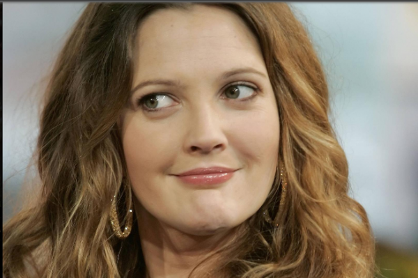 Drew Barrymore's pregnancy craving: Noodles! AND She still won't talk to her mother