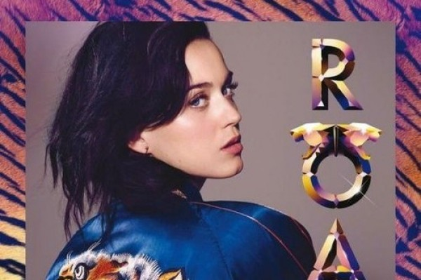 """UPDATED AGAIN: Katy Perry's New Single """"Roar"""" Leaks! (Sounds Exactly Like Sara Bareilles' Brave)"""