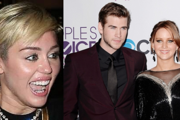 Watch out, Miley!!! Liam GUSHES (Again!) over Jennifer Lawrence!