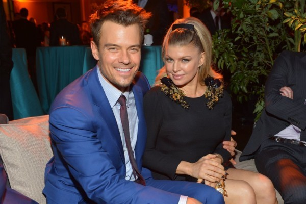 Josh and Fergie Duhamel Reveal First Baby Pic Of Son, Axl Jack