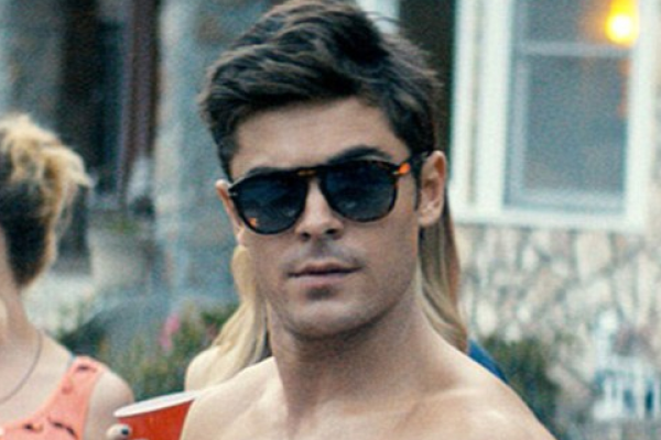 Zac Efron Is Shirtless And Sexy While Grilling!! (Yummy!)