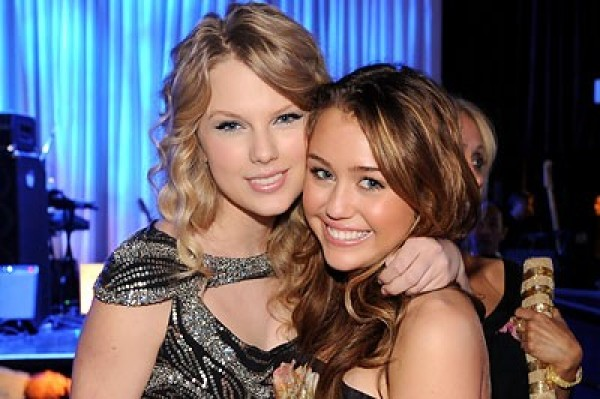 Which Celeb Admits She Keeps Locks of Miley Cyrus & Taylor Swift's Hair In Her Purse?
