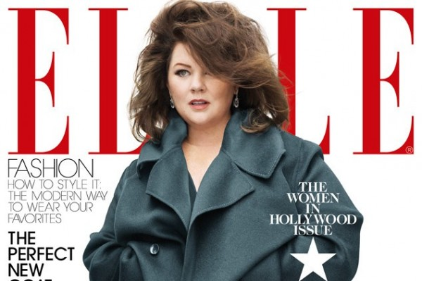 Melissa McCarthy ELLE Cover Controversy
