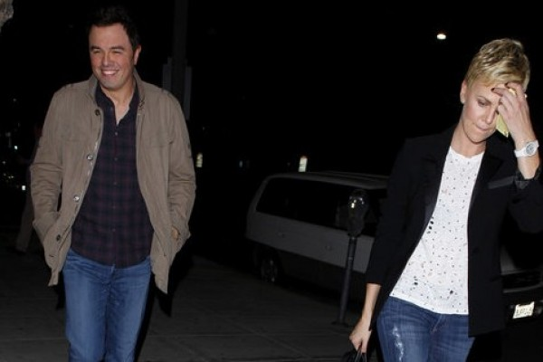 Charlize Theron and Family Guy's Seth MacFarlane Getting Serious!