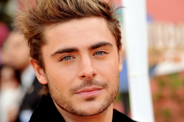 Zac Efron out of rehab and partying with Robert Pattinson and Joe Jonas.