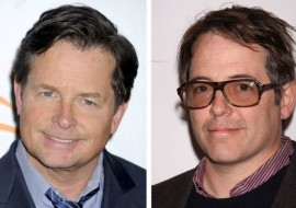 """I nearly quit acting because of Matthew Broderick"" says Michael J. Fox"
