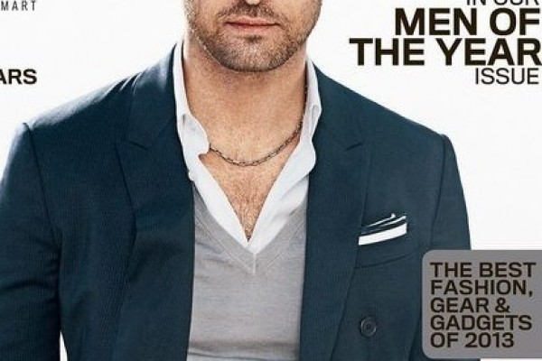 GQ has released its Men of the Year (find out who won below – 5 GUYS)