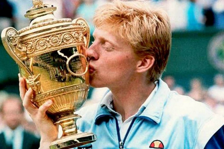Boris Becker, Legendary Wimbledon Champion, Is Unrecognizable (what happened to his face?)