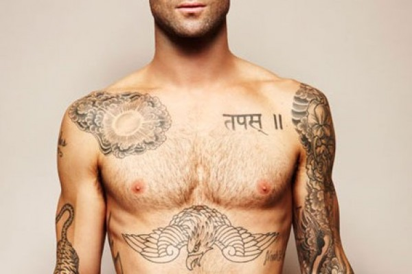 Adam Levine – People's 2013 Sexiest Man Alive (We got the cover early)
