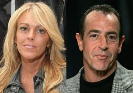 Michael Lohan is asking a judge to ban ex-wife's Dina Lohan's upcoming book