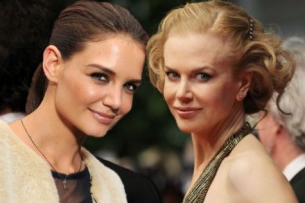 Tom Cruise ex's are now friends? (Nicole Kidman and Katie Holmes)