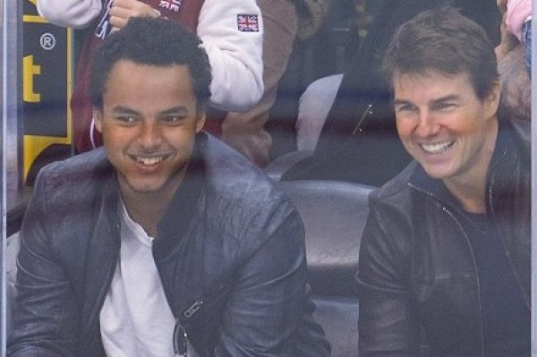 YIKES! Tom Cruise's teenager son is out of control!