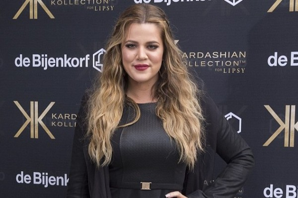 Khloe Kardashian debuted new blonde hair as she shrugs off marriage woes in Amsterdam!