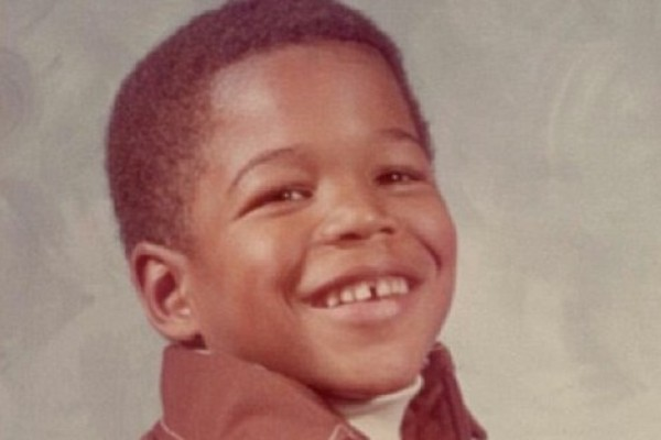 Guess who this cute kid, with gap teeth, grew up to be? (answer below)