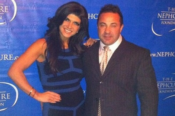 Teresa and Joe Giudice go out partying (not letting legal troubles get them down)