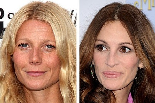 The Gwyneth Paltrow WAR with Vanity Fair rages on! (Will Julia Roberts defend her?)