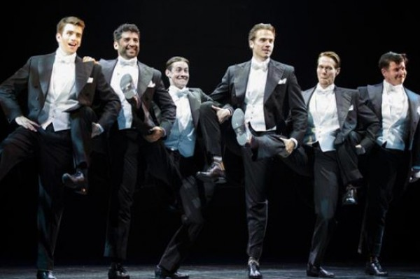 "Meet Shayne Kennon, Broadway's new ""breakout"" star of ""HARMONY"""