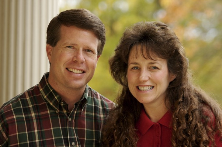 Check out Michelle Duggar's new look! (see her new 'do' below)