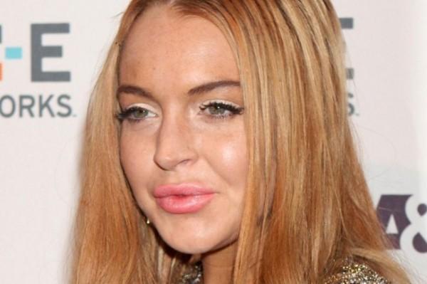 CONFIRMED!! Lindsay Lohan has fallen off the wagon!