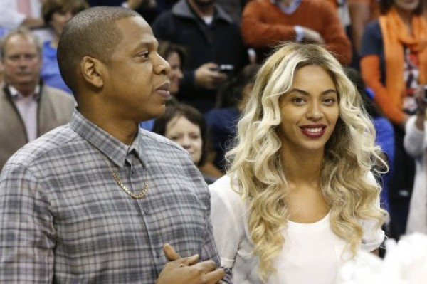 Beyonce Is Now Platinum Blond (take that Kim Kardashian)
