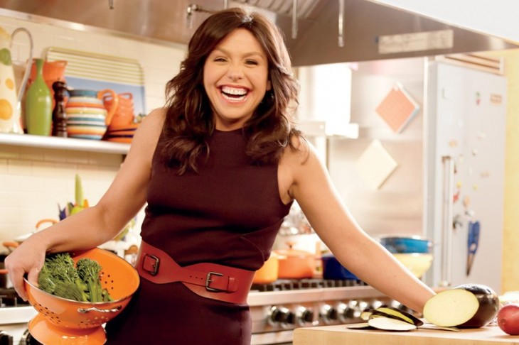 Which Actor Does Rachael Ray Say Has A Large Package? yummy!