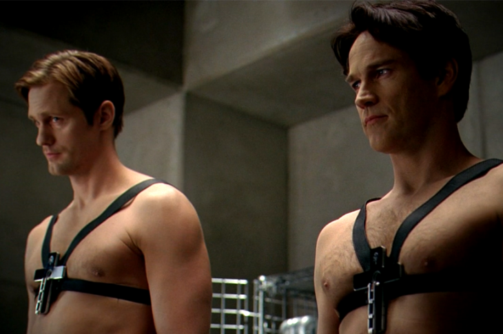 """Stephen Moyer On """"True Blood"""" Bill And Eric's Upcoming Epic Sex Scene"""