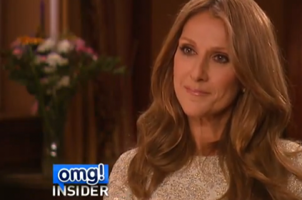 Celine Dion surprise wish for Britney Spears (it's great advice)