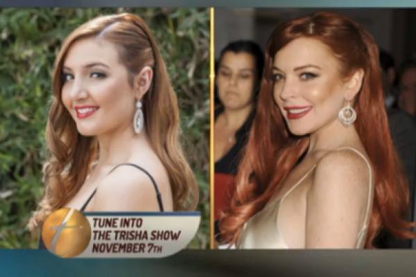 Lohan Family POLYGRAPH TEST Drama On The Trisha Goddard Show