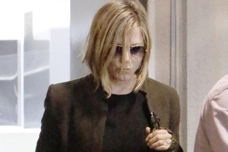 Jennifer Aniston's new pet – A Stylist At Vogue