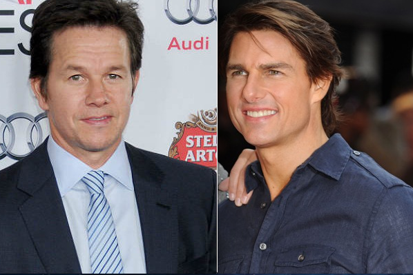 Mark Wahlberg bitch slaps Tom Cruise! (ouch)