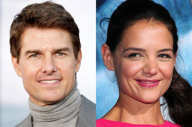 Tom  Cruise's ex, Katie Holmes, strange message about 'real men'