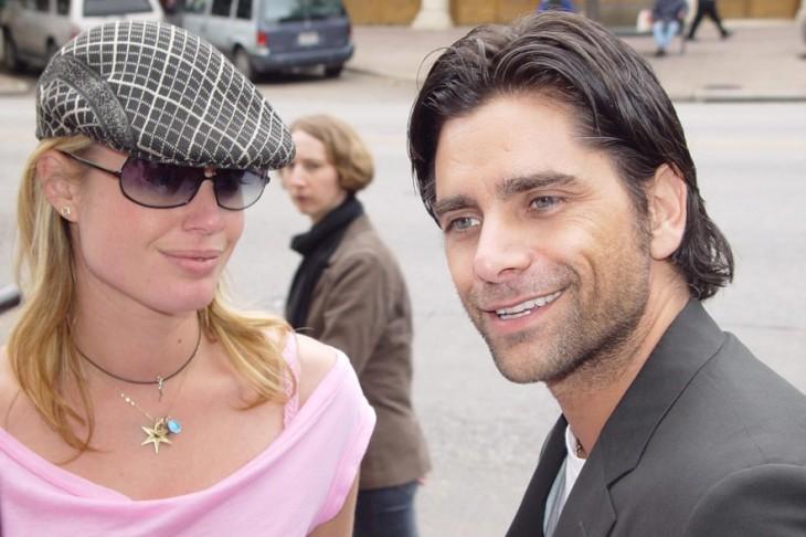 Rebecca Romain has zero contact with ex husband John Stamos! (took bad)