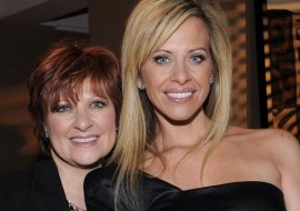 The feud continues for Dina and Caroline Manzo as 'Real Housewives of New Jersey' films