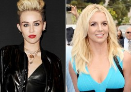 Will Miley Cyrus destroy Britney Spears hopes of a comeback?