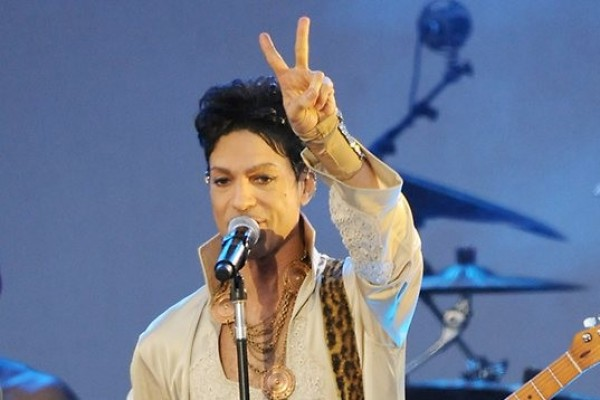 Pop star Prince has STRICT rules when you attend one of his parties